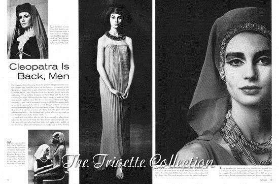 de jaren zestig cleopatragekte 4