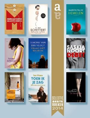 Beste boeken 2014
