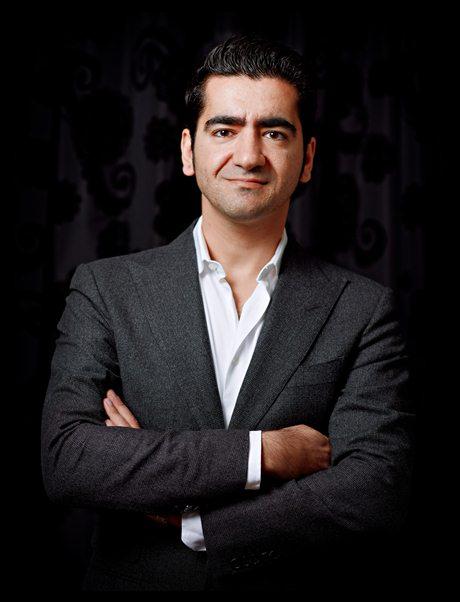 Murat Isik bij Agora Lettera