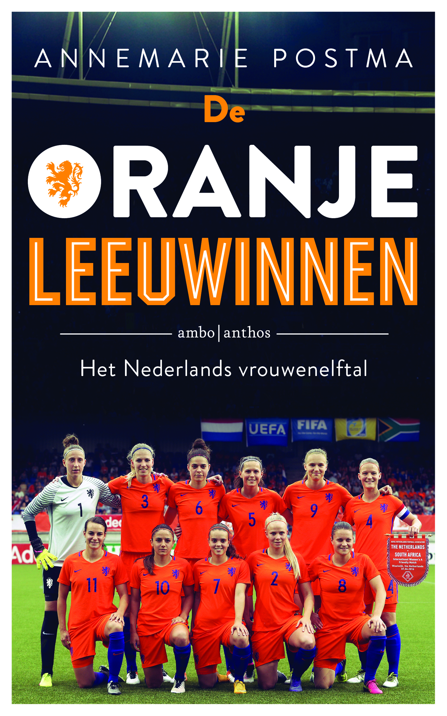 EK vrouwenvoetbal met De Oranje Leeuwinnen