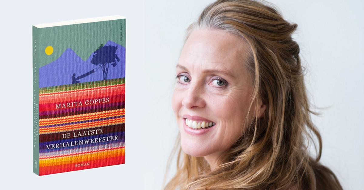 Marita Coppes bij Boekhandel Kramer en Van Doorn in Zeist