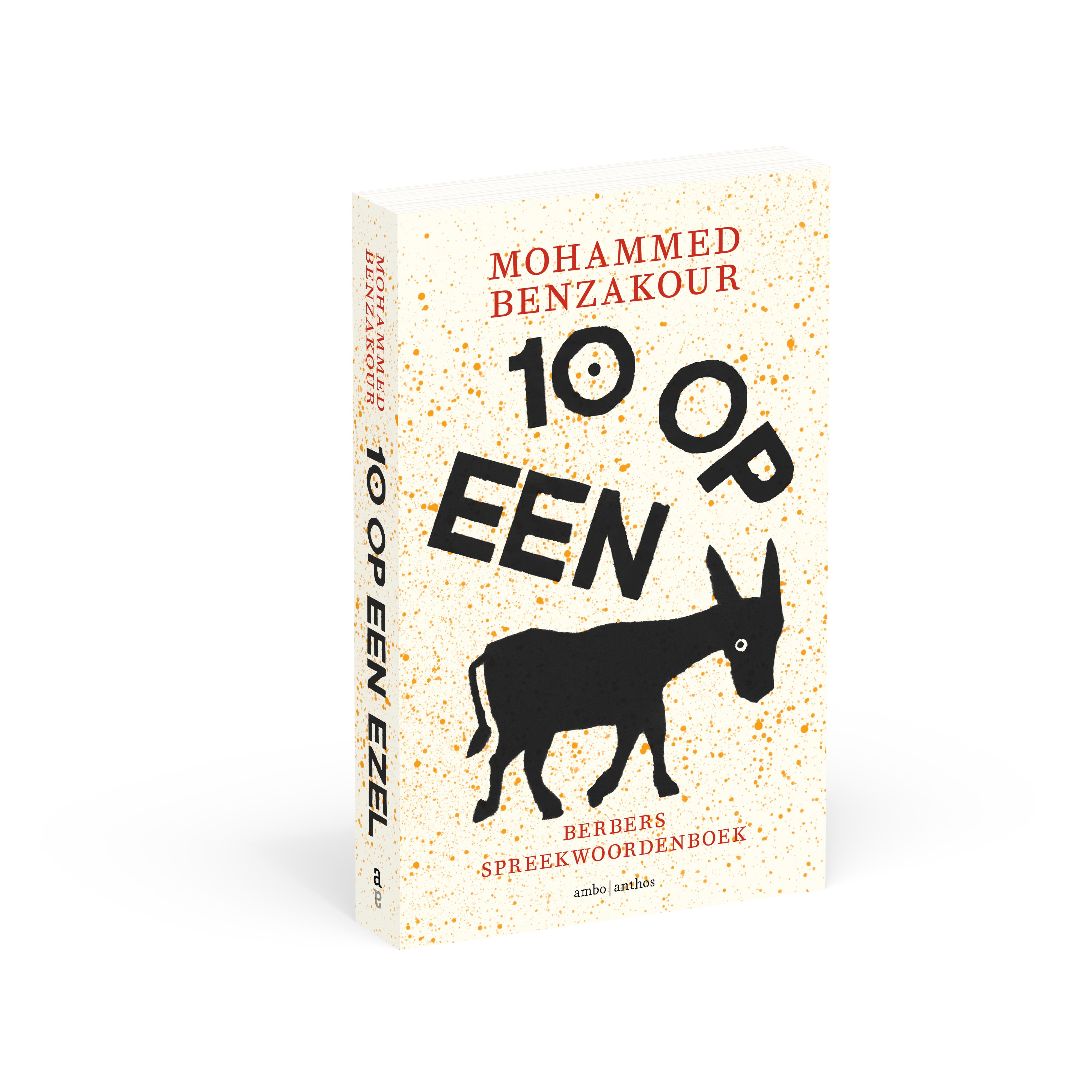 Expositie Mohammed Benzakour: Tien op een ezel
