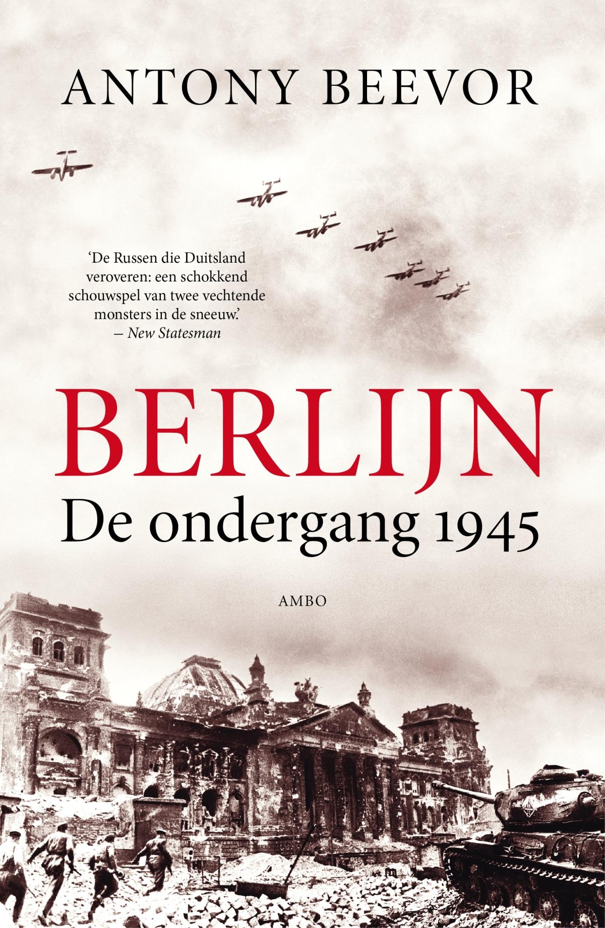 Berlijn - Antony Beevor