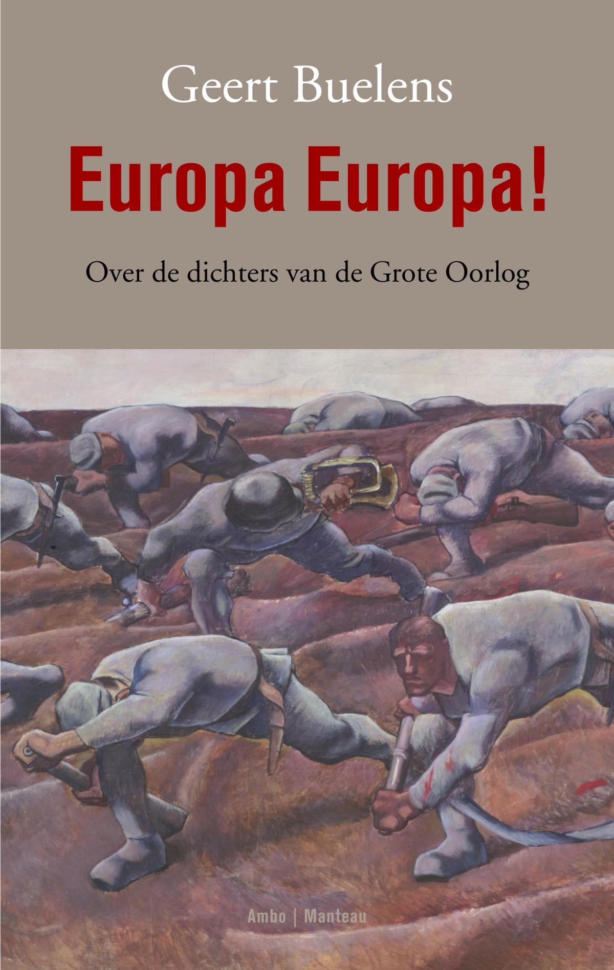 Europa Europa! - Geert Buelens