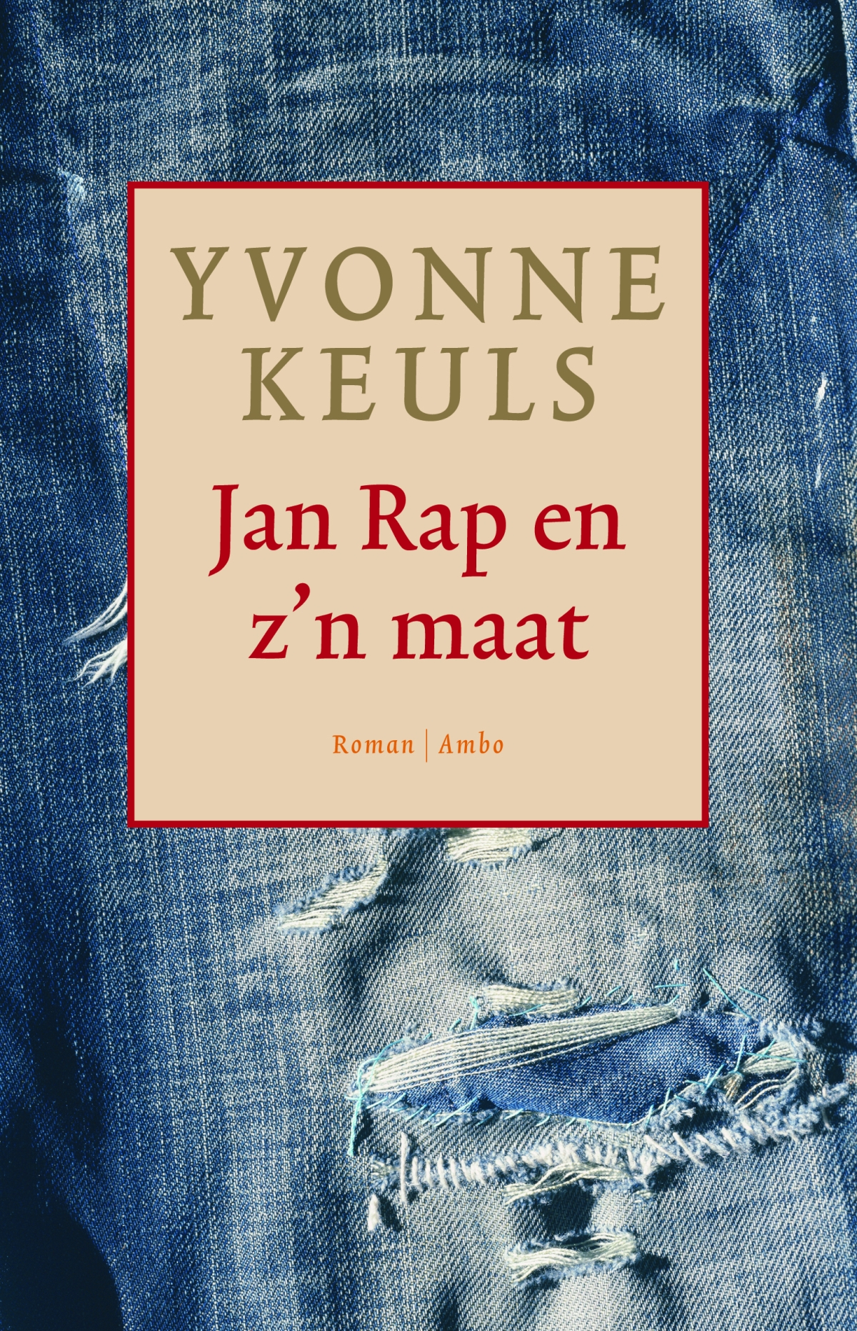 Jan Rap en z'n maat - Yvonne Keuls