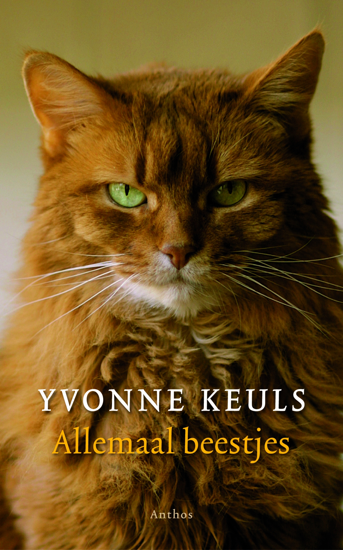 Allemaal beestjes - Yvonne Keuls