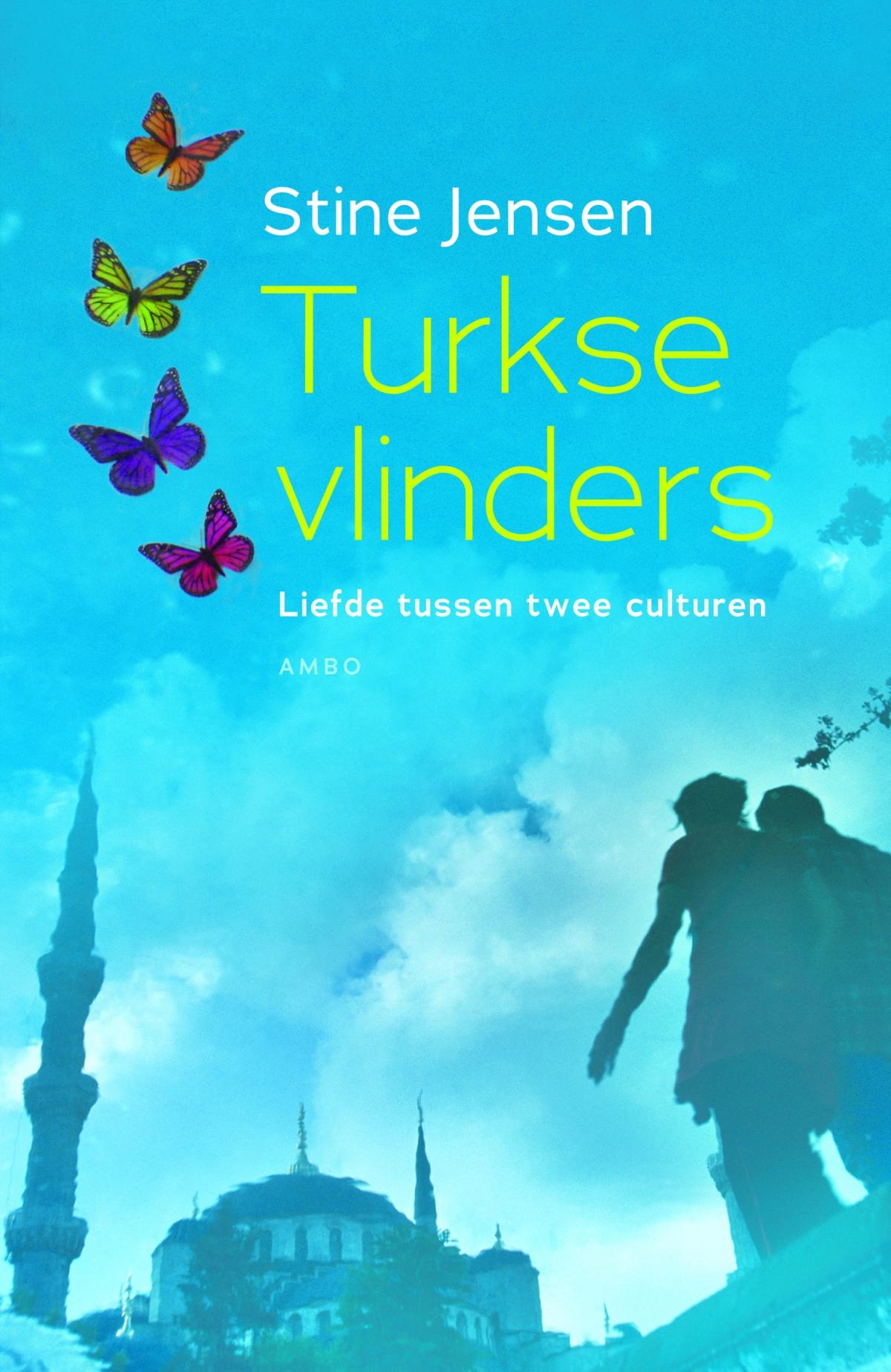 Turkse vlinders - Stine Jensen