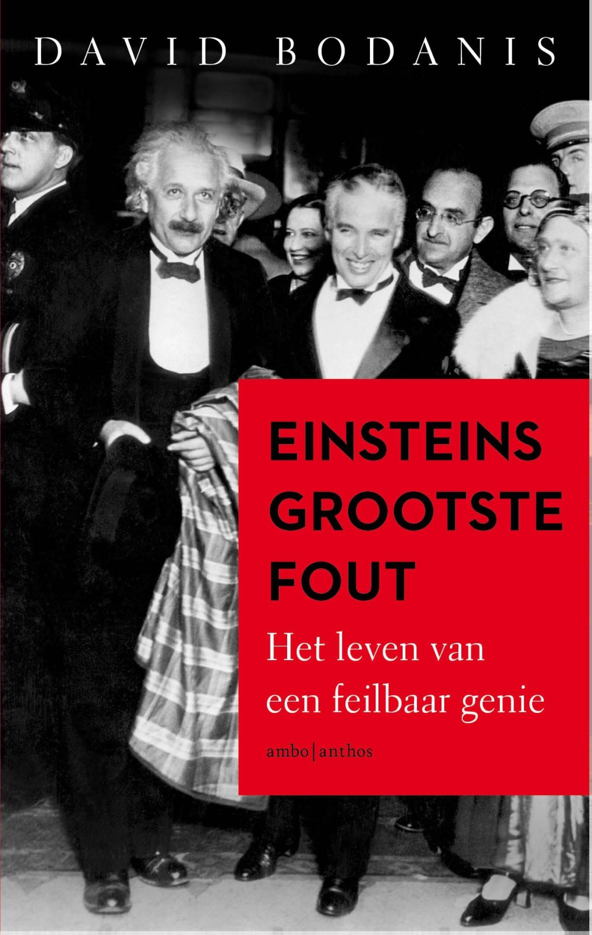 Einsteins grootste fout - David Bodanis