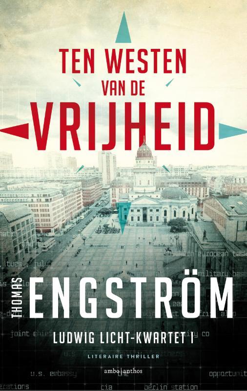 Ten westen van de vrijheid - Thomas Engström