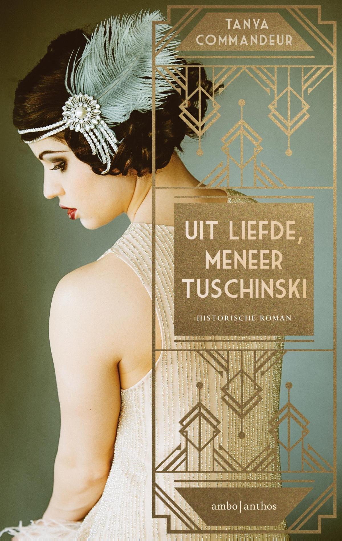 Uit liefde, meneer Tuschinski - Tanya Commandeur