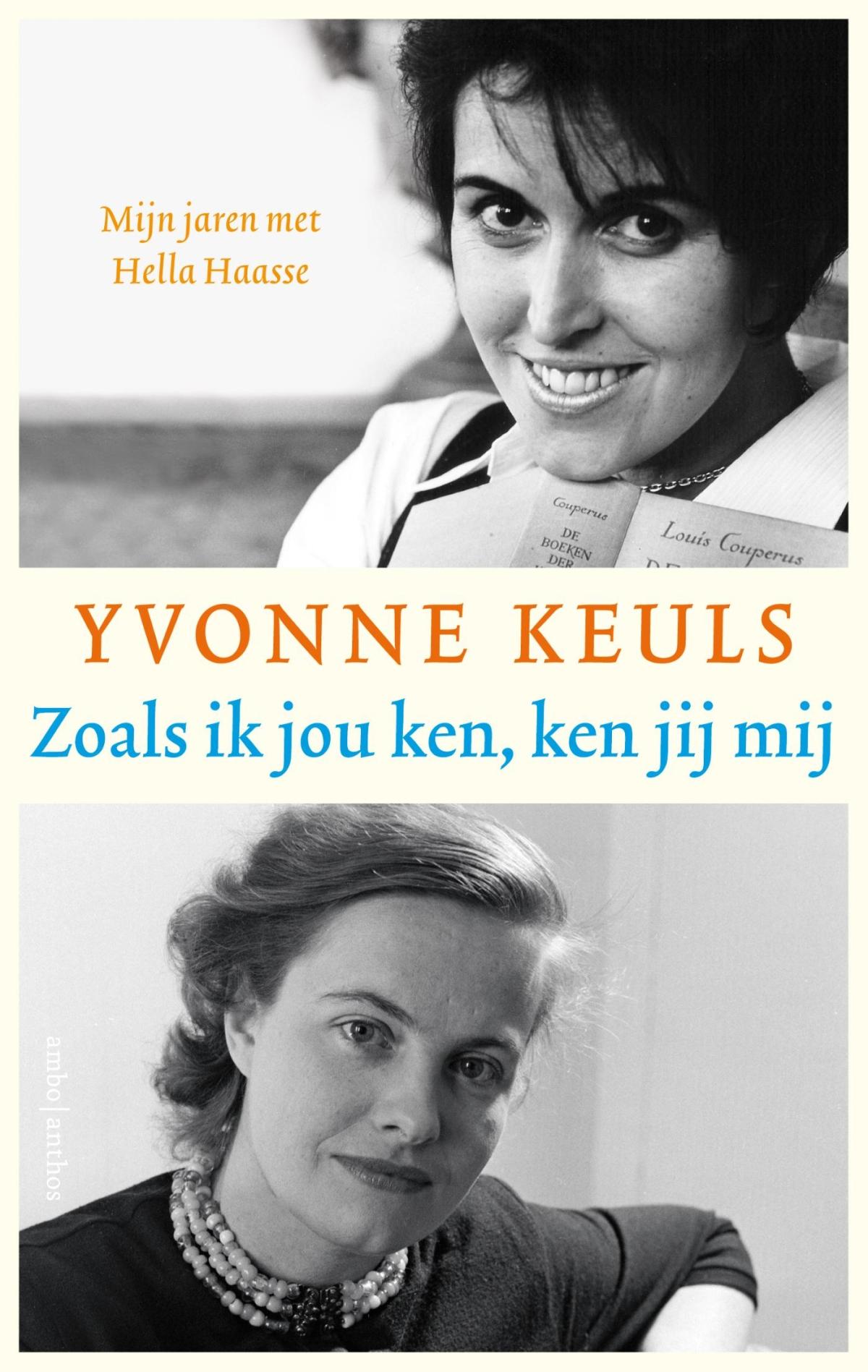 Zoals ik jou ken, ken jij mij - Yvonne Keuls