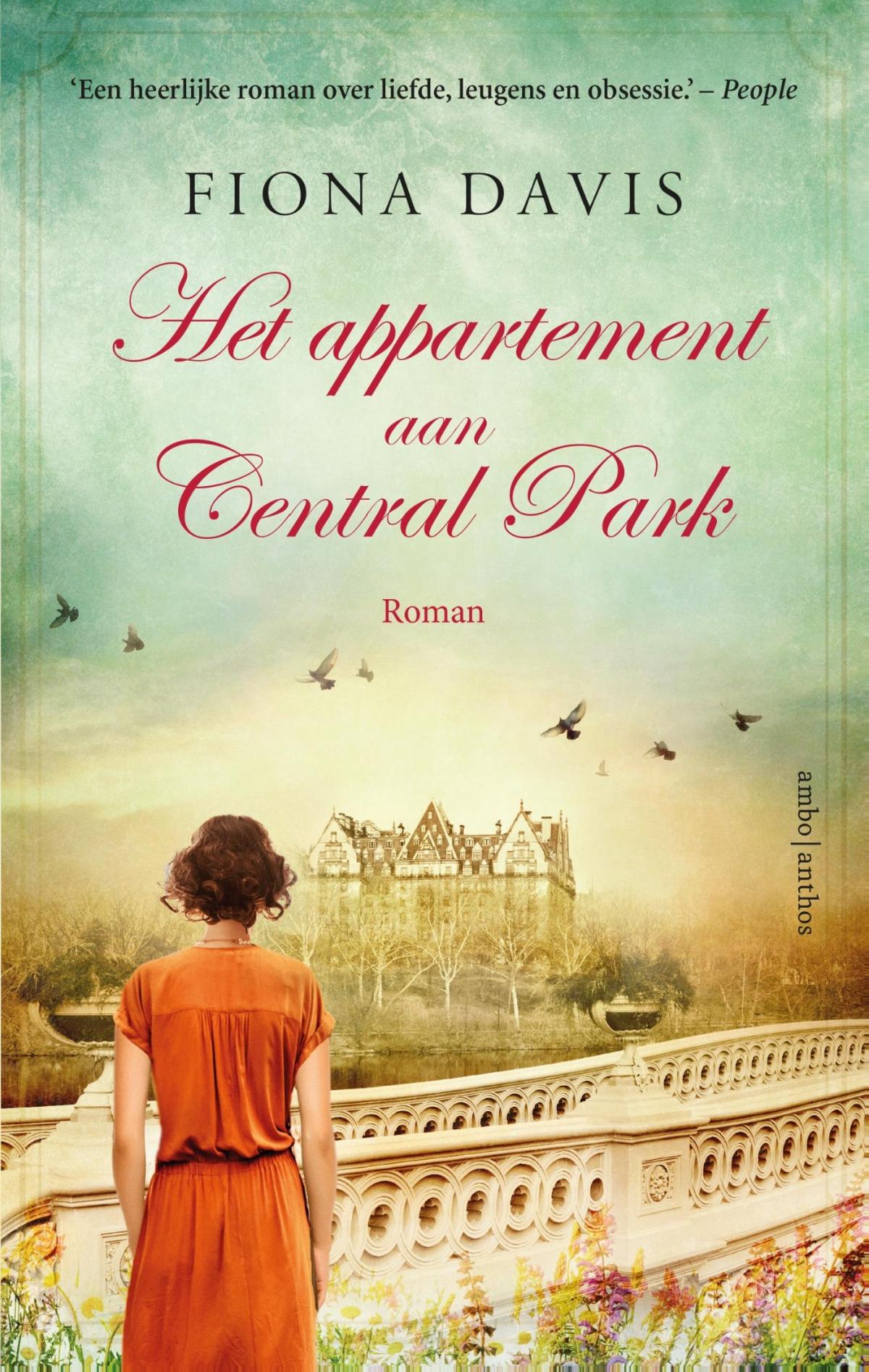 Het appartement aan Central Park - Fiona Davis