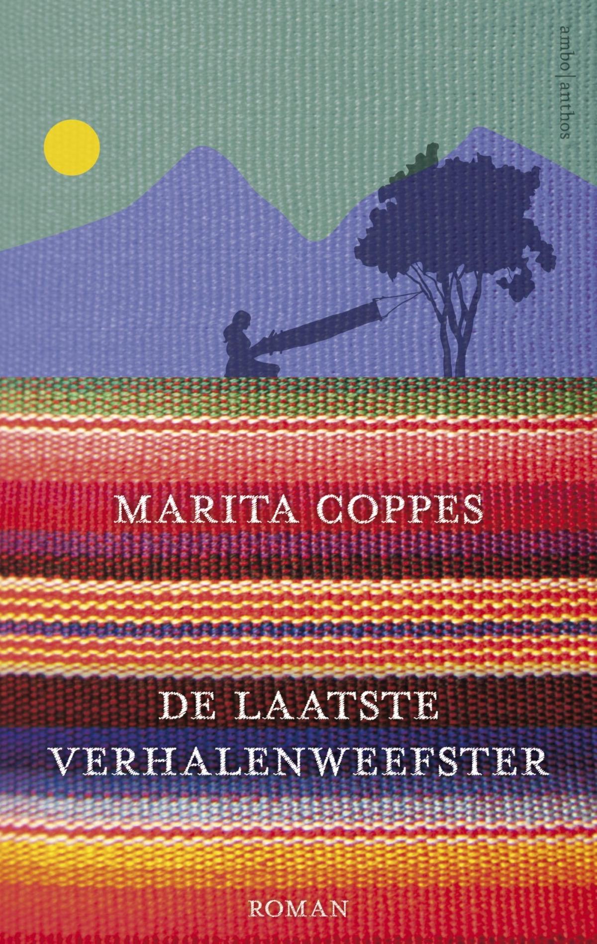 De laatste verhalenweefster - Marita Coppes