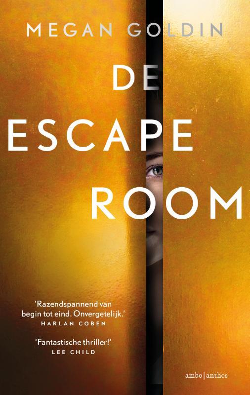 De escaperoom - Megan Goldin