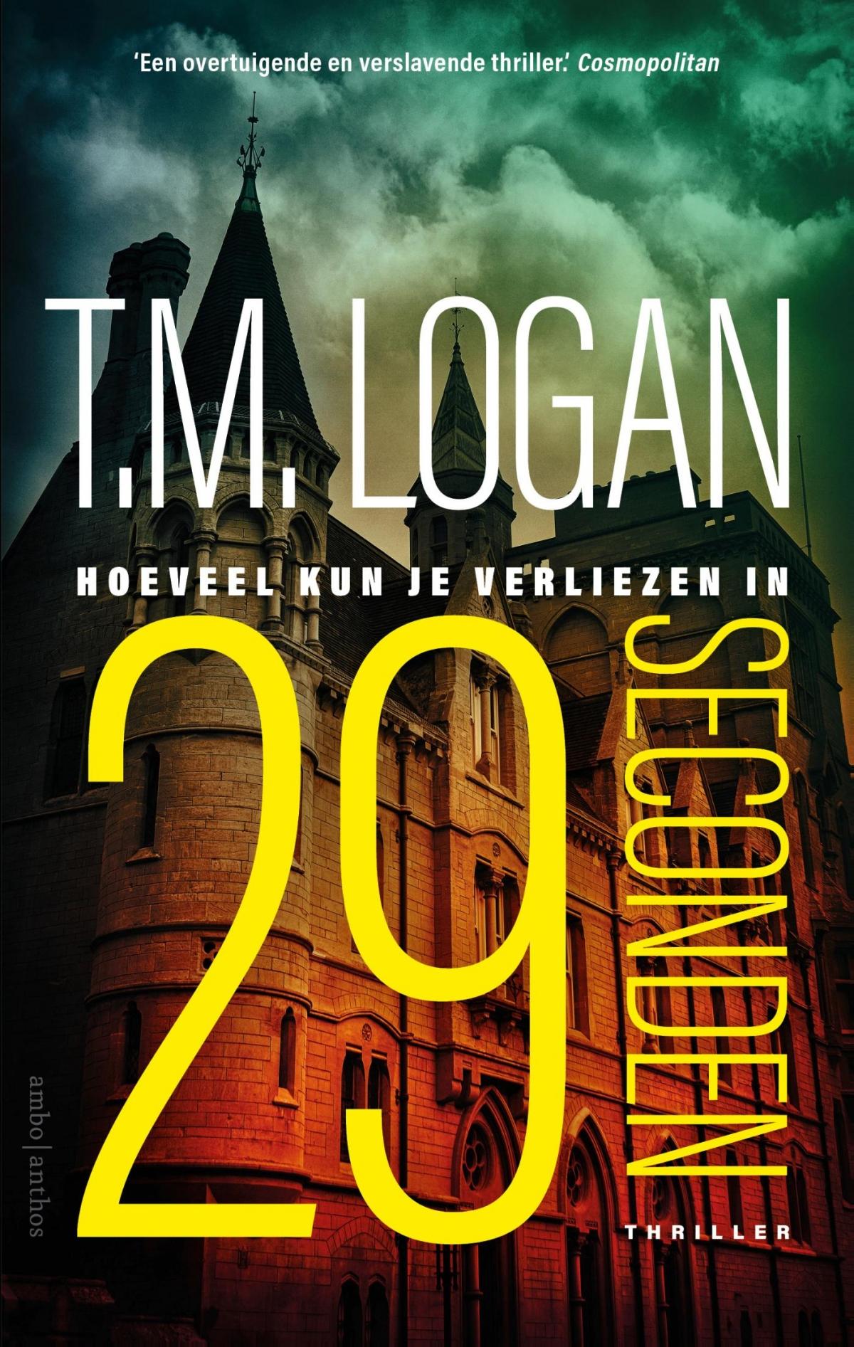 29 seconden - T.M. Logan