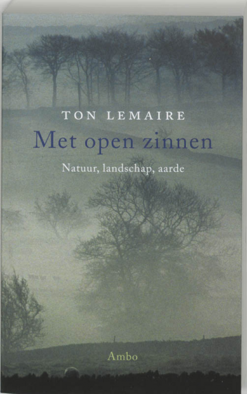 Met open zinnen - Ton Lemaire