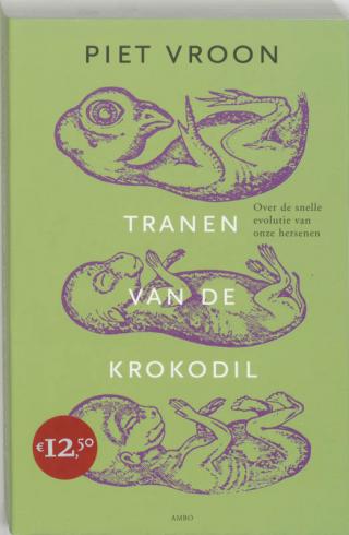 Tranen van de krokodil - Piet Vroon