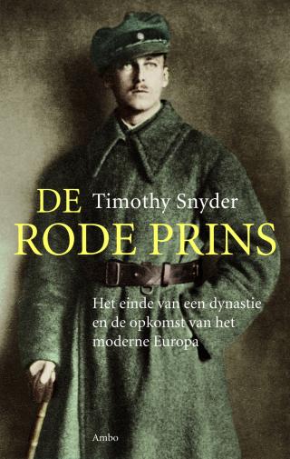 De rode prins - Timothy Snyder