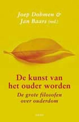 De kunst van het ouder worden - Jan Baars