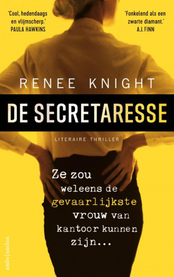 De secretaresse - Renée Knight
