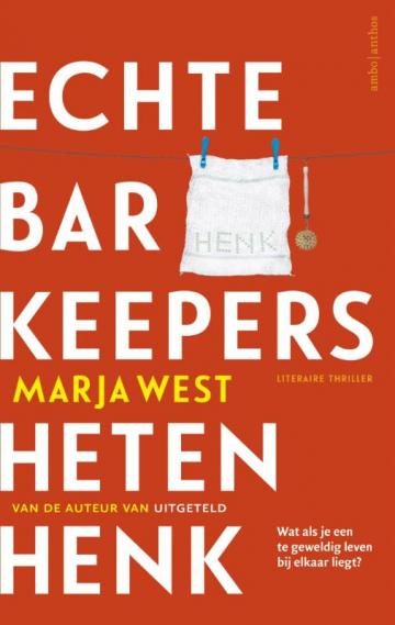 Echte barkeepers heten Henk - Marja West