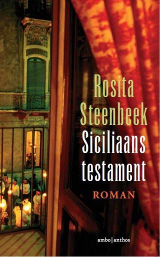 Siciliaans testament - Rosita Steenbeek