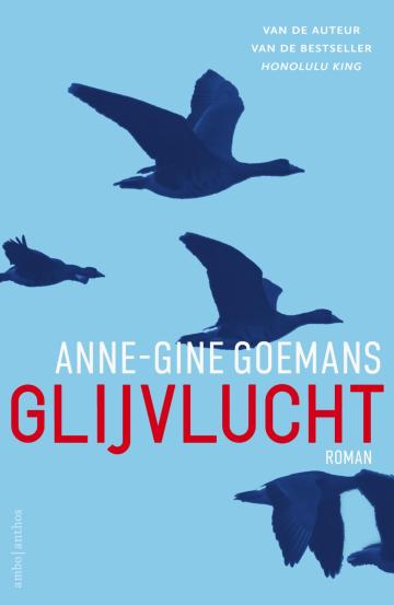 Glijvlucht - Anne-Gine Goemans