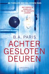 Achter gesloten deuren - B.A. Paris