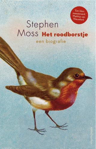 Het roodborstje - Stephen Moss