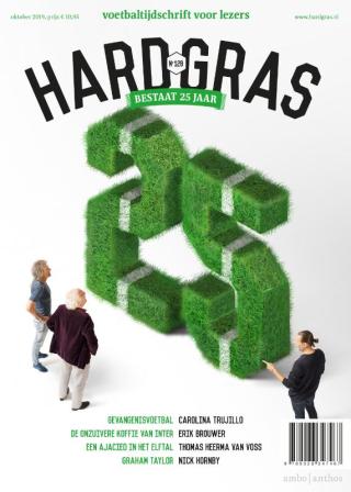 Hard gras 128 - oktober 2019 -  Tijdschrift Hard Gras