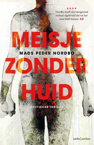 Meisje zonder huid - Mads Peder Nordbo