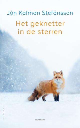 Het geknetter in de sterren - Jón Kalman Stefánsson
