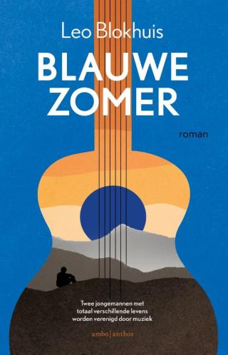 Blauwe zomer - Leo Blokhuis