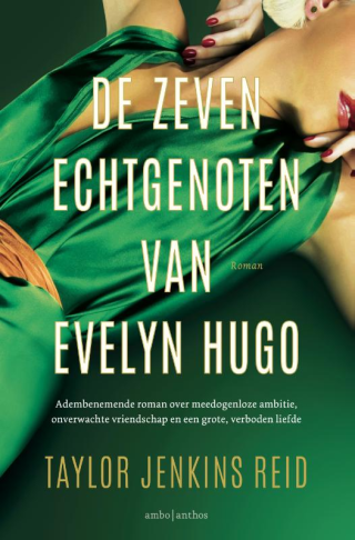 De zeven echtgenoten van Evelyn Hugo - Taylor Jenkins Reid