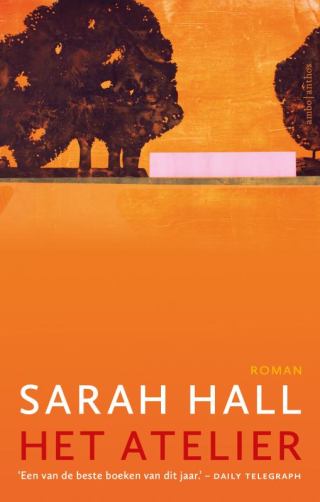 Het atelier - Sarah Hall