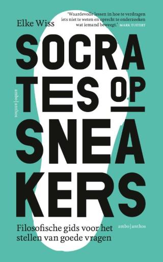 Socrates op sneakers - cadeau-editie -