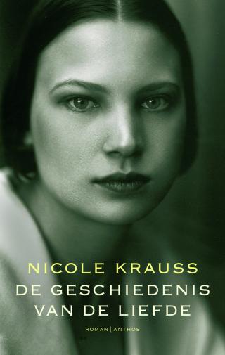 De geschiedenis van de liefde - Nicole Krauss