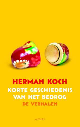 Korte geschiedenis van het bedrog - Herman Koch