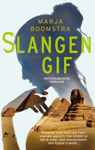 Slangengif - Marja Boomstra