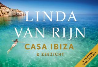Casa Ibiza + Zeezicht - Linda van Rijn