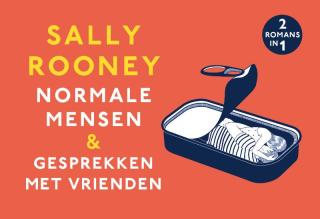 Normale mensen + Gesprekken met vrienden - Sally Rooney