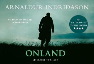 Onland - Arnaldur Indridason