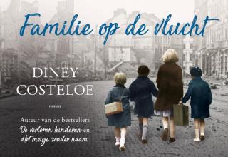 Familie op de vlucht - Diney Costeloe